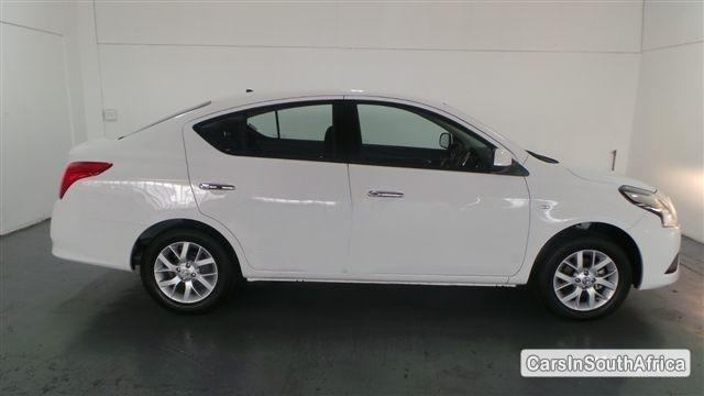 Picture of Nissan Almera Manual 2013