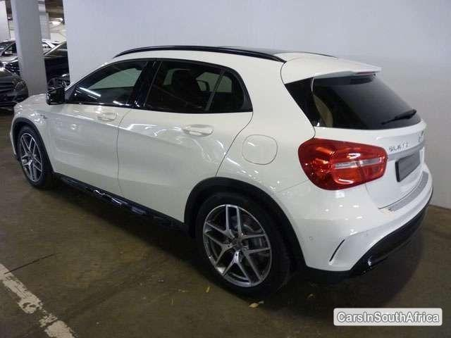 Picture of Mercedes Benz A-Class Automatic 2014