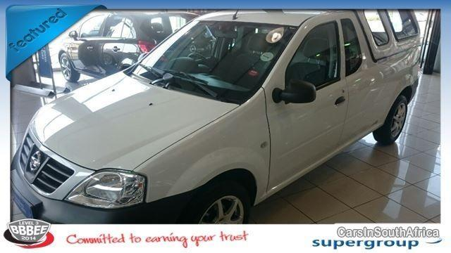 Picture of Nissan NP200 Manual 2014