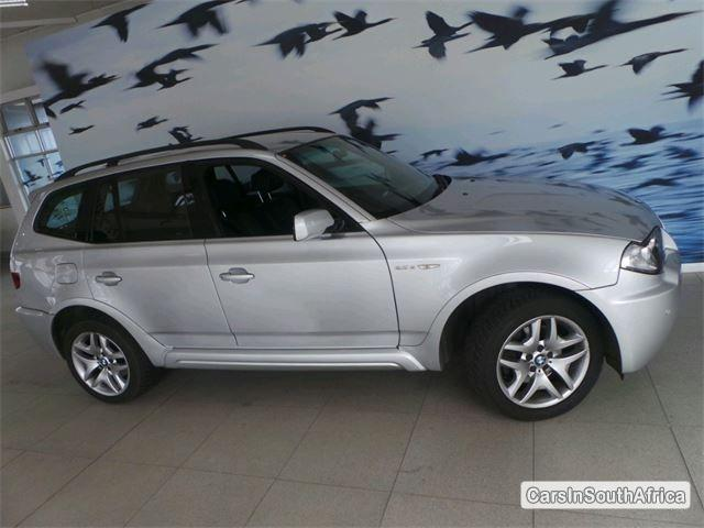Picture of BMW X3 Automatic 2008