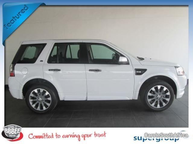 Picture of Land Rover Freelander Automatic 2014