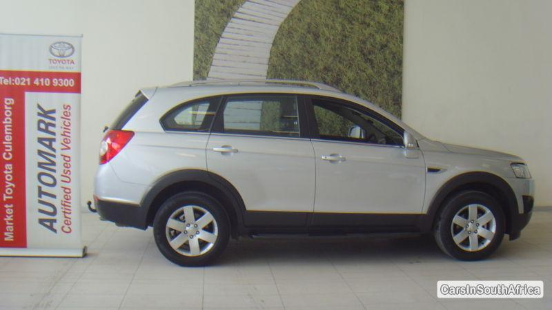 Picture of Chevrolet Automatic 2011