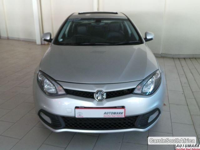 Picture of MG MG6 Manual 2014