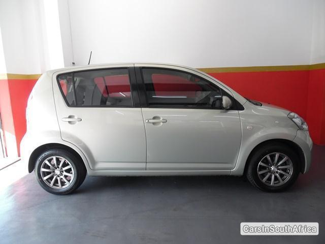 Picture of Daihatsu Sirion Automatic 2009