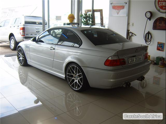 Picture of BMW M3 Manual 2005