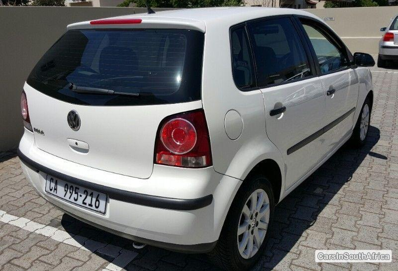 Picture of Volkswagen Polo Manual 2007