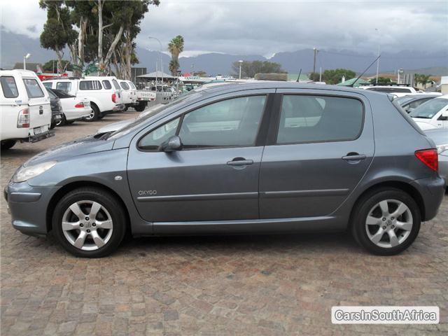 Picture of Peugeot 307 Manual 2007