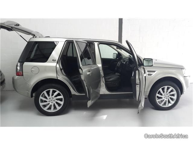 Pictures of Land Rover Freelander Automatic 2013