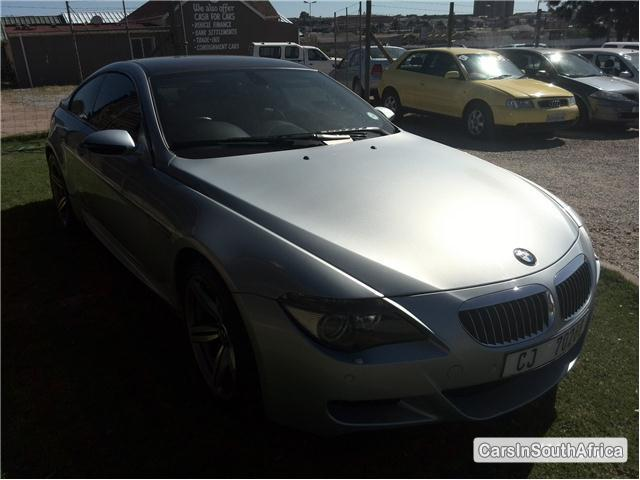 Picture of BMW M6 Manual 2007
