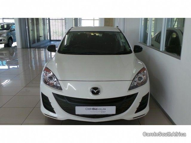 Pictures of Mazda 323 Manual 2010