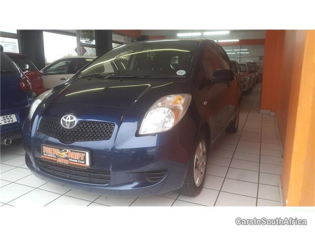 Picture of Toyota Yaris Manual 2006