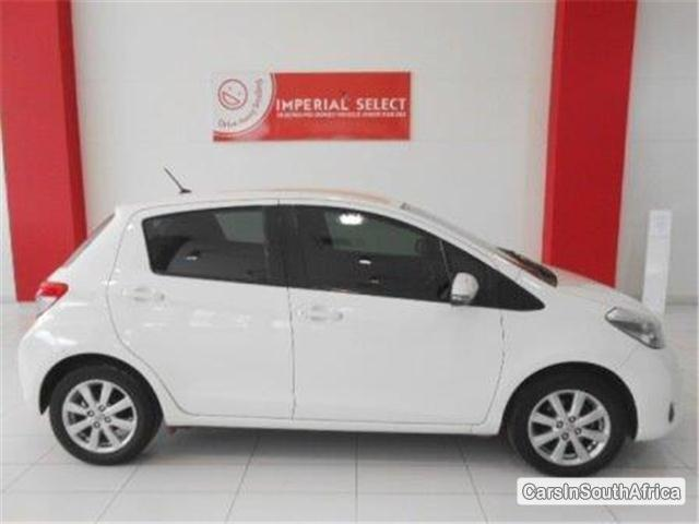 Pictures of Toyota Yaris Manual 2013