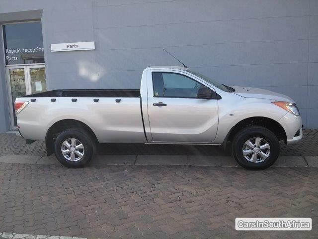 Picture of Mazda BT-50 Manual 2015