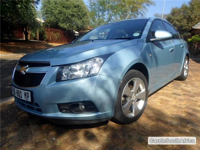 Picture of Chevrolet Cruze Automatic 2012