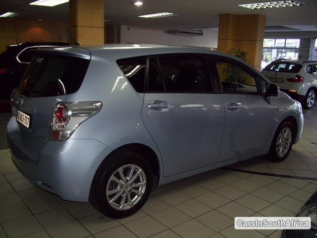 Picture of Toyota Verso Automatic 2011