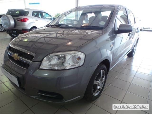 Picture of Chevrolet Aveo Automatic 2008