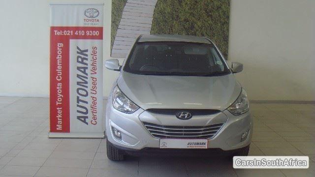 Picture of Hyundai ix35 Manual 2013