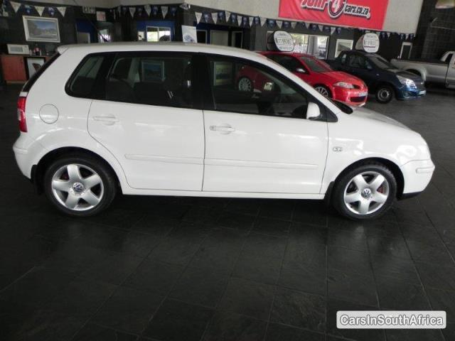 Picture of Volkswagen Polo Manual 2005