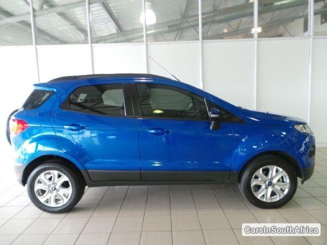 Picture of Ford EcoSport Manual 2015