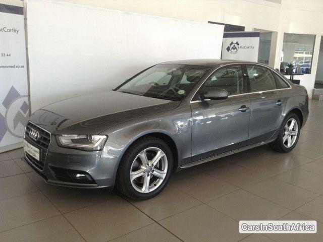 Pictures of Audi A4 Manual 2014