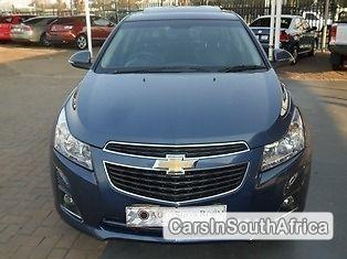 Picture of Chevrolet Cruze Manual 2014