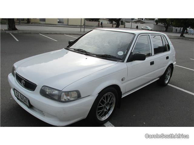 Pictures of Toyota Tazz Manual 2002