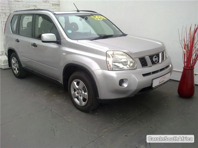 Picture of Nissan X-trail Manual 2008