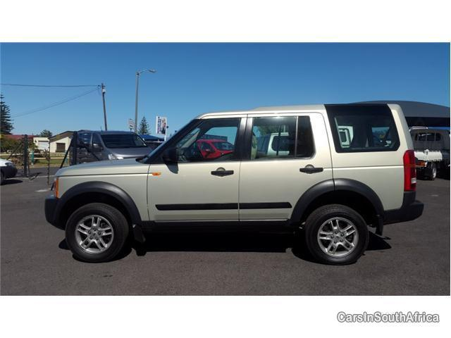 Pictures of Land Rover Discovery Automatic 2007