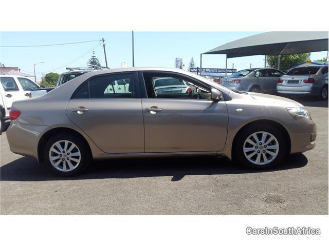 Picture of Toyota Corolla Manual 2009
