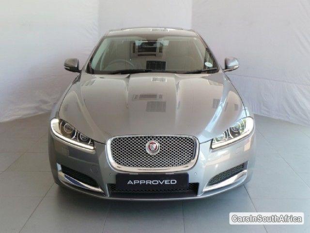 Pictures of Jaguar XF Automatic 2014