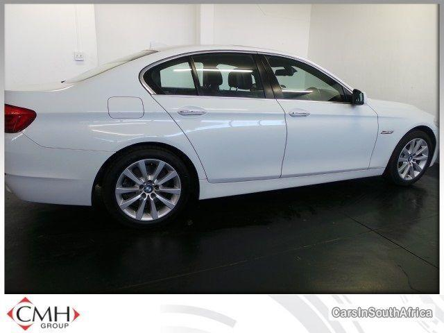 Picture of BMW 5-Series Automatic 2010