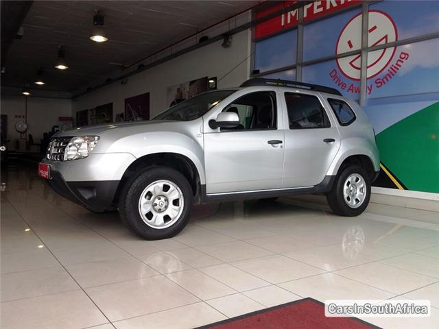 Picture of Renault Duster Manual 2014