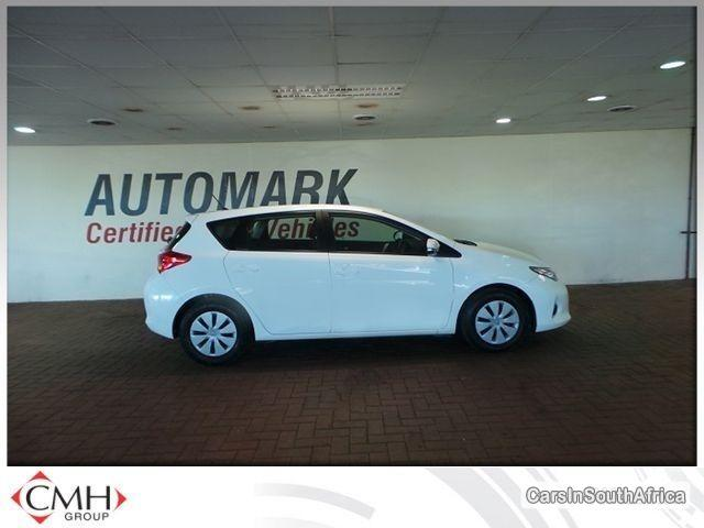 Picture of Toyota Auris Manual 2015
