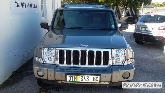 Picture of Jeep Commander Automatic 2007