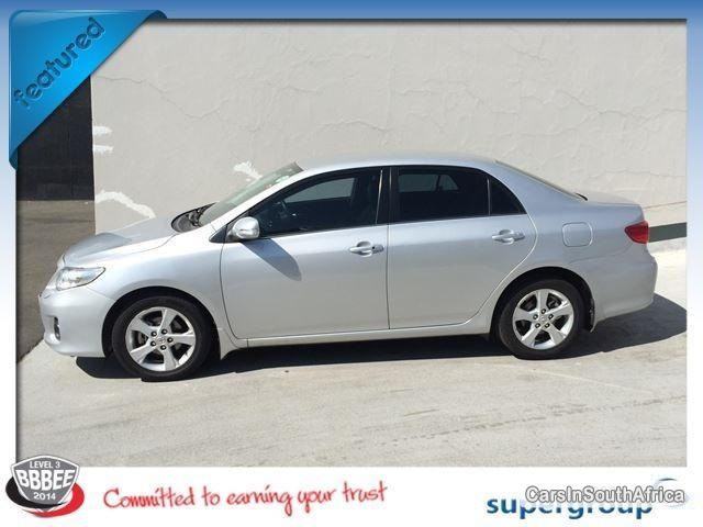 Picture of Toyota Corolla Automatic 2011