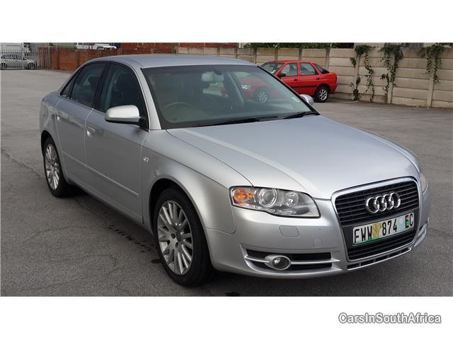 Pictures of Audi A4 Automatic 2006