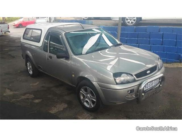Picture of Ford Bantam Manual 2009