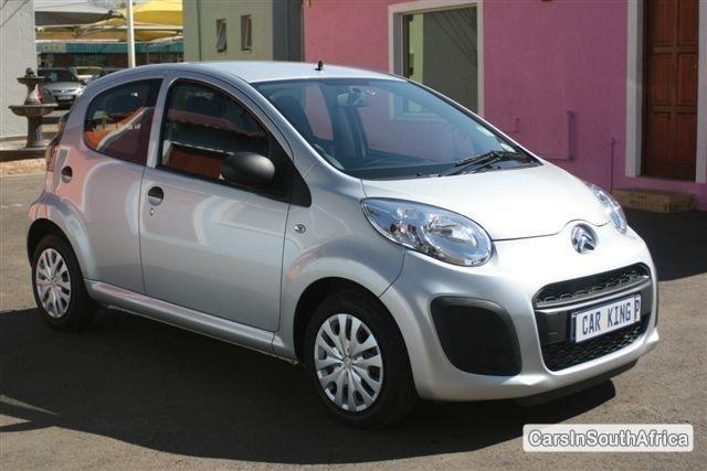 Pictures of Citroen C1 Manual 2014