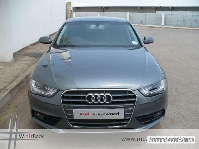 Audi A4 Automatic 2015