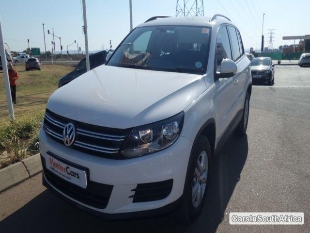 Volkswagen Tiguan Manual 2012