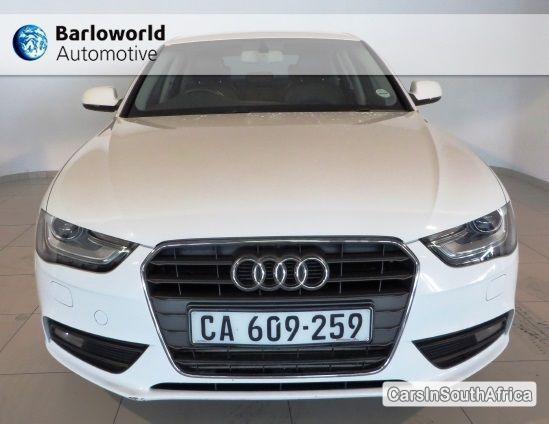 Audi A4 Manual 2013