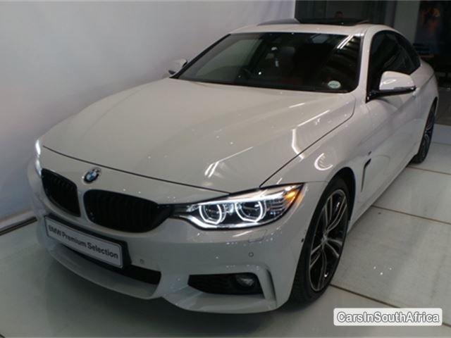 BMW 4-Series Automatic 2014