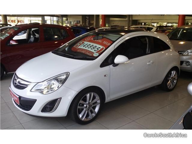 Opel Corsa Manual 2011