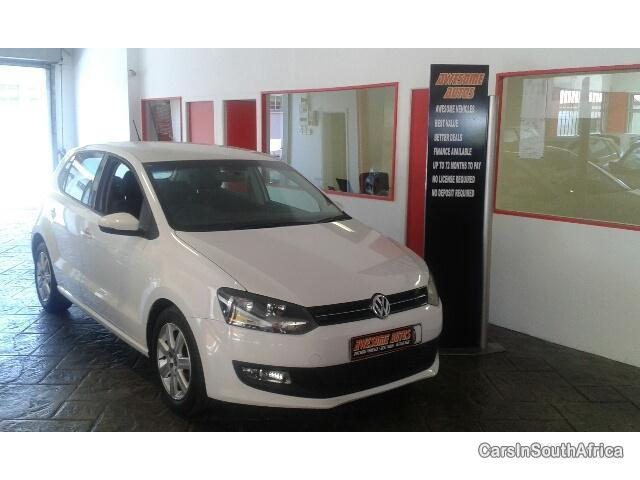 Volkswagen Polo Manual 2012