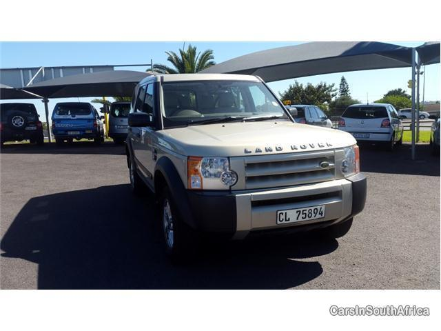 Land Rover Discovery Automatic 2007