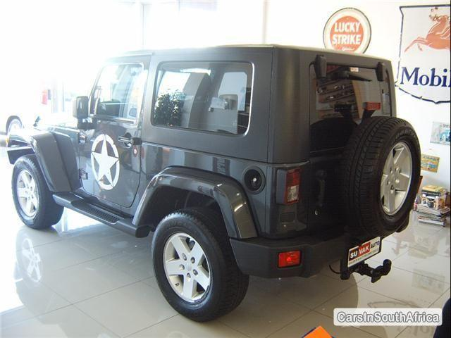 Jeep Wrangler Automatic 2010 in Western Cape