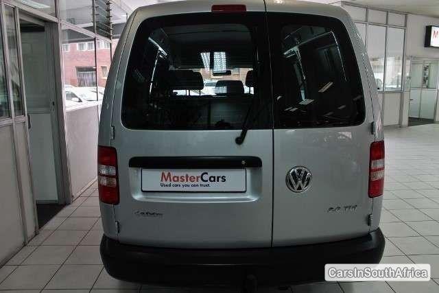 Volkswagen Caddy Manual 2014 in KwaZulu Natal