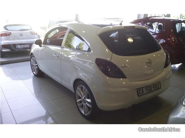 Opel Corsa Manual 2011 in Western Cape