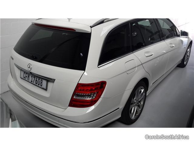 Mercedes Benz C-Class Automatic 2011 in Western Cape