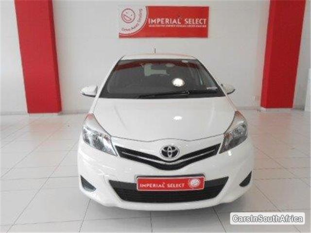 Toyota Yaris Manual 2013 in KwaZulu Natal